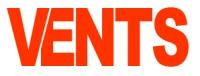 VENTS logo
